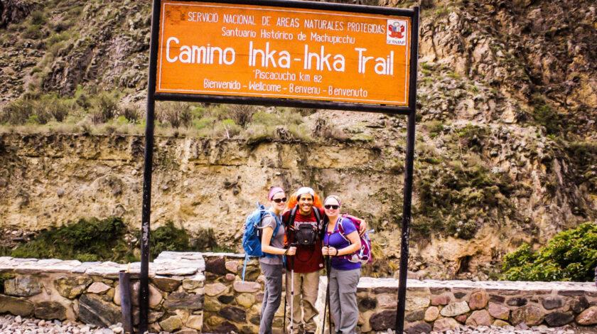 Inca trail treks