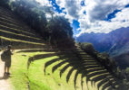 Inca trail tous to Machu Picchu