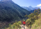 Short Inca Trail with Camping