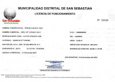 license-peru-by-locals