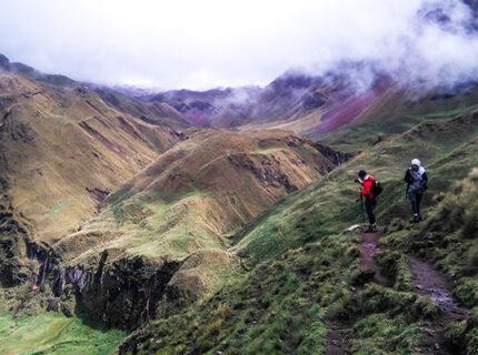 Ancascocha Tour + Inca Trail to Machu Picchu 7D/6N