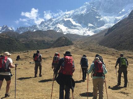 Heart of the Incas + Sankantay Trail Peru to Machu Picchu 9D/8N: <strong>Cusco City tour, Sacred Valley and Salkantay trek to Machu Picchu</strong>