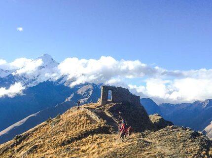 Ancascocha Hiking via Wat'a to Machu Picchu 5D/4N